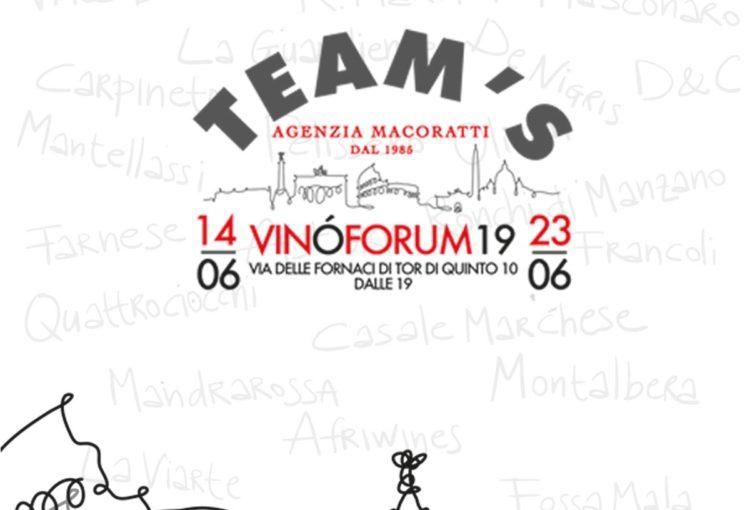 Vinòforum 2019… GO!